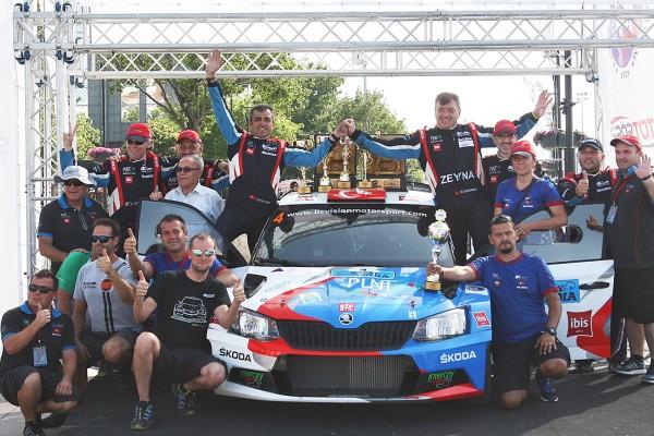 BC Vision Motorsport 2017 Sezonunun 3.Yarışı Olan ve Çanakkale 'de Yapılan Rally Troia 2017'de Liderliklerini Korudu